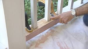 Tip for Repairing Damaged Porch Railing  Todays Homeowner