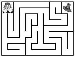 free printable thanksgiving mazes for crafts