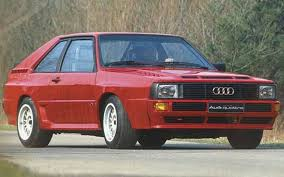 audi quattro 1982 1985 audi quattro drive motor trend