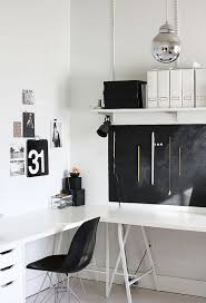 White Office Decorating Ideas 32 Smart Chalkboard Home Office Décor Ideas Digsdigs