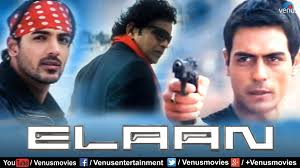 John Abraham by Elaan Hindi Full Movie John Abraham Arjun Rampal Ameesha
