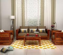 Sofa Sets For Living Room Buy Living Room Furniture Online India Starts U20b9 1 499 Woodenstreet