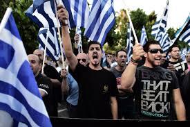 Golden Dawn Flag Nove Partidos De Extrema Direita No Novo Pe Ip