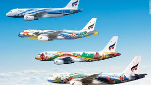 airlines show off their new flying colors cnn travel