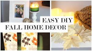 Home Decorating Diy Ideas by Easy Fall Decor Diy And Transformation Fall Home Decor Ideas