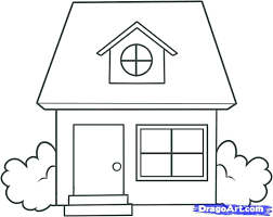 drawing houses house drawing easy jaw dropping simple drawing sketch best easy