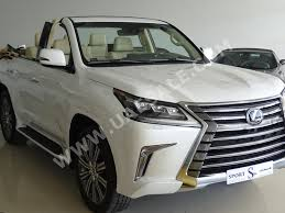 lexus jobs dubai this 2016 lexus lx570 with a chopped roof is listed for 350 000