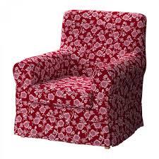 Armchair Slip Cover Ikea Ektorp Jennylund Armchair Slipcover Cover Brunflo Red White