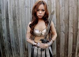Warrior Princess Halloween Costume Diy Gladiator Warrior Princess Costume