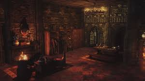 hassildor player home for vampires at skyrim nexus mods and