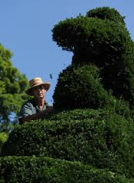 What Is A Topiary Tree Hidden Maryland Behind The Scenes At Ladew Topiary Gardens