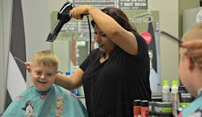 sensory overload haircut time early childhood community