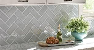Hexagon Backsplash Tile by Highland Park Tile Classic Beauty U2022 Builders Surplus
