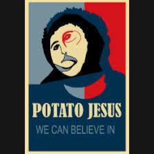 Potato Jesus Meme - ecce homo gifts on zazzle