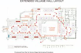 facilities photos u0026 plans goring village hall