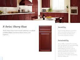 Kitchen Cabinets Manufacturers Association Cherry Glaze Kitchen Cabinets Affordable Cabinets Nh