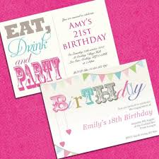 invitation card 18th birthday images invitation design ideas