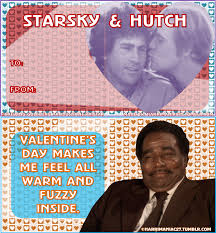 What Happened To Starsky And Hutch Starsky And Hutch Valentines Captain Dobey By Harrimaniac27 On