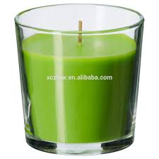 novetly scented glass candle scented jar candles wholesale