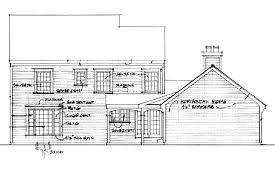 free saltbox house plans floor endearing enchanting corglife