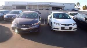 2013 2014 honda civic lx coupe comparison pt 1 2 youtube