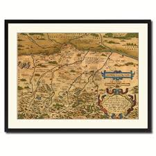home decor gift items germany bavaria vintage antique map wall art home decor gift ideas