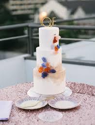 wedding cake rock parking creative san diego parking garage rooftop wedding nich