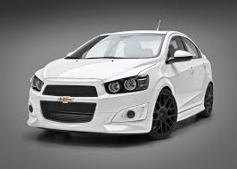 chevy sonic chevrolet sonic full body kits chevrolet sonic 4 dr sedan