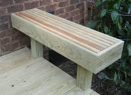 Bench Construction Plans Deck Bench Designs Radnor Decoration