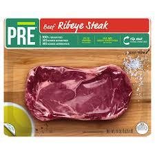 Steak Drapes Pre Ribeye Steak 100 Grass Fed And Finished 10oz Meijer Com