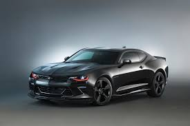 black on black camaro 2016 camaro ss might be more powerful than the 2014 stingray ny