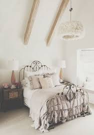 30 cool shabby chic bedroom decorating ideas wrought iron beds