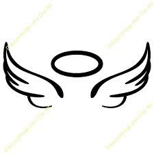 tattoo angel simple simple wing drawing free download best simple wing drawing on