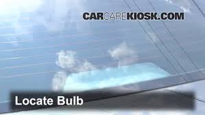 change for honda accord 2013 third brake light bulb change honda accord 2013 2016 2014