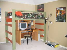 Bunk Beds For College Students College Loft Bed Xl Glamorous Bedroom Design