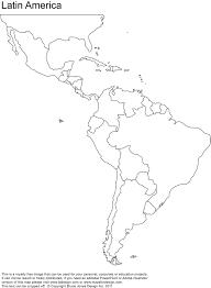 Asia Blank Map South America Blank Map Grahamdennis Me