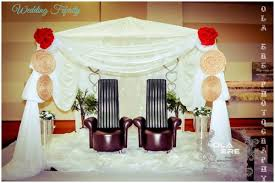 Traditional Marriage Decorations Check Out Nigerian Traditional Wedding Decor Ideas Here U003e Http