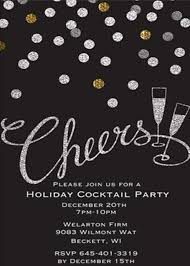 corporate holiday party invitation wording free printable