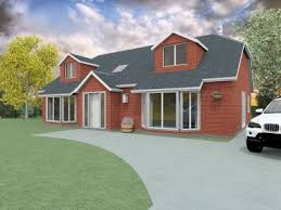 Dormer Bungalow Designs Uk