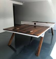 Pool Table Conference Table A Ping Pong Table For Design Lovers Ping Pong Table Lovers And