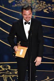 leonardo dicaprio is the 2016 oscar winner for best actor oscars