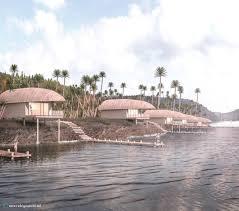 hotel boutique bungalows méxico ronen bekerman 3d