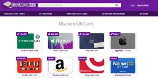 gift card discount gift card saving shoppers money at retailers nationwide