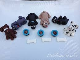 dog cake toppers 101 best christening cakes dogs images on