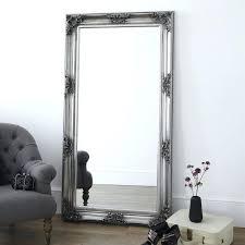 Frameless Bathroom Mirror Frameless Wall Mirror Large Infinity Mirrors Uk Contemporary Ideas