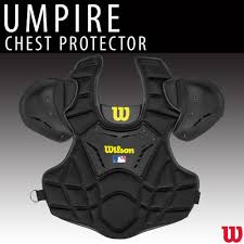 wilson guardian umpire chest protector 13