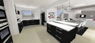 sejour avec cuisine ouverte cuisine ouverte sam salon contemporain salle de s jour sur sejour