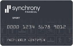who accepts synchrony home design credit card sporting goods financing synchrony bank