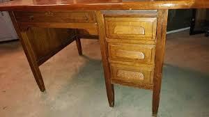 Office Desk Craigslist Desk Craigslist Vintage Oak Teachers Desk Light Oak Teachers