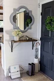 Foyer Ideas For Small Spaces - it u0027s a grandville life narrow front entryway ideas